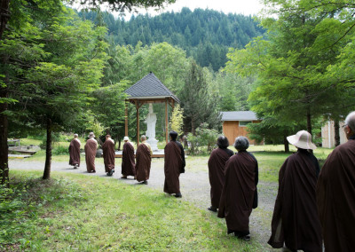 Amitabha Session - Summer 2013