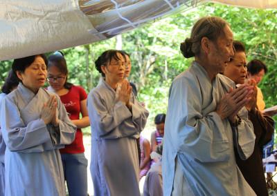 Amitabha Buddha Sutra Recitation ~ also in Vietnamese