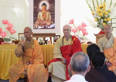 Dharma Talk by Dharma Master Heng Lai, Dharma Master Jin Xiao translated