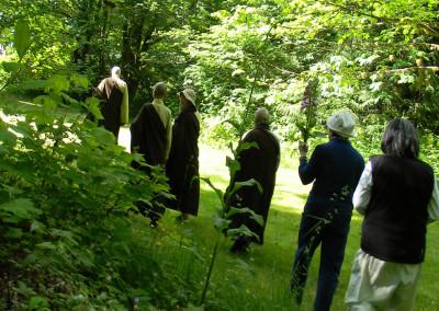 Walking through the Arhat Path leading by Dharma Master Heng Lai ~ Jun 25, 2011