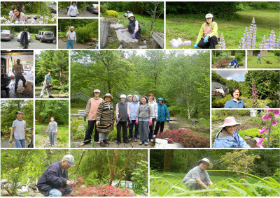 Community Services at Snow Mountain Monastery