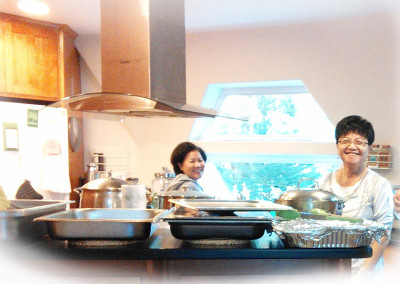(left to right) Lien and Lan ~ Most Wanted Chefs