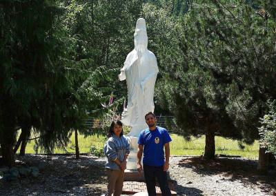 Qin Ping and Juan Morales - 2012