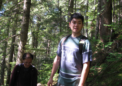 Vinh and Jason