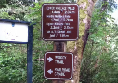 Wallace Falls - 2012 Hiking