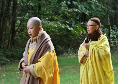 Dharma Masters Heng Ren and Jin Ji