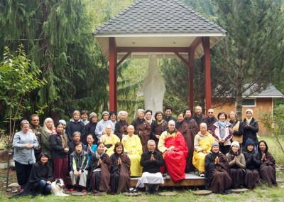 Earth Store Bodhisattva Session, 2015