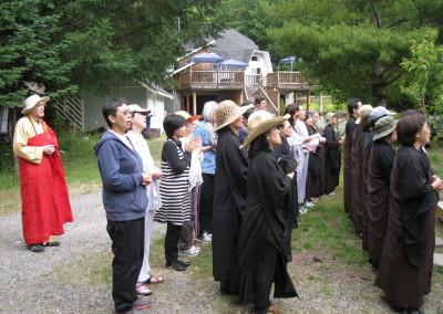 Homage to Gwan Shr Yin Bodhisattva